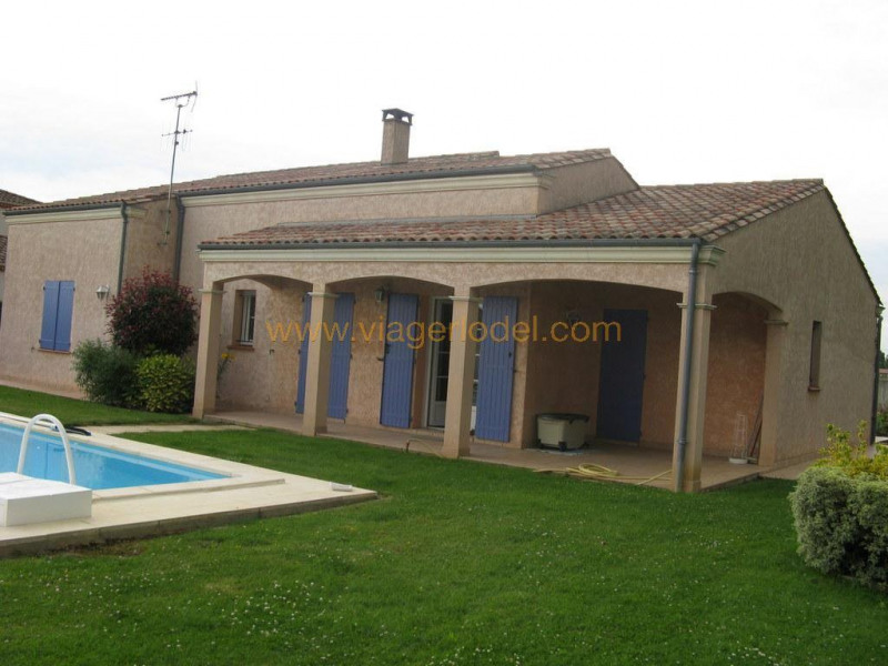 Vendita nell' vitalizio di vita casa Estillac 40000€ - Fotografia 2