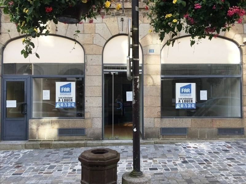 Location local commercial Fougeres 650€ HT/HC - Photo 7