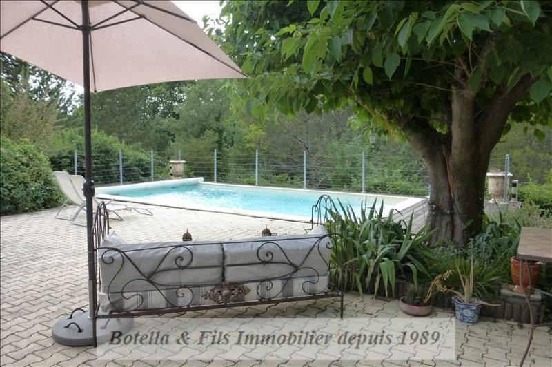 Vente maison / villa Goudargues 267500€ - Photo 3