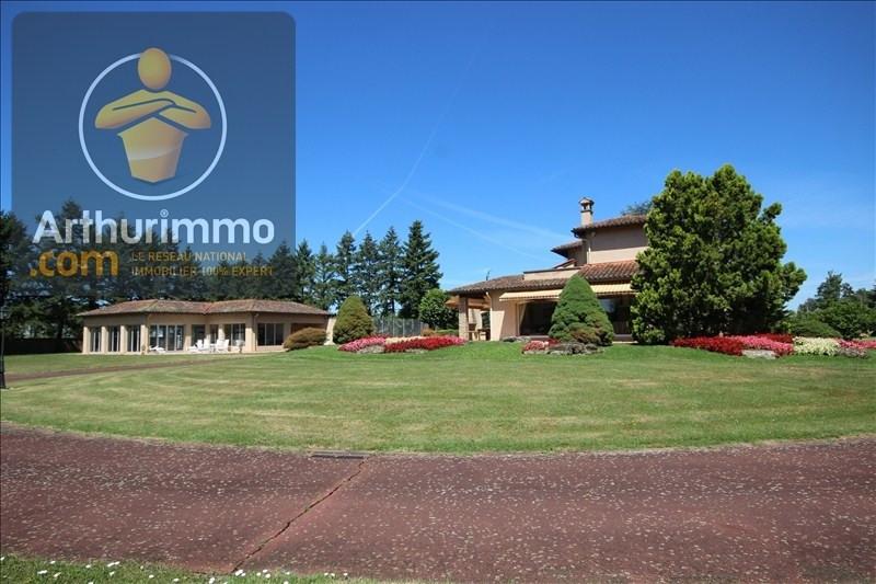 Vente de prestige maison / villa Montrond les bains 750000€ - Photo 9