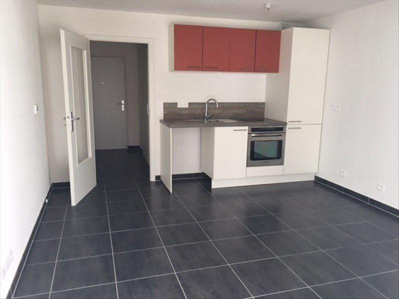 Rental apartment Mittelhausbergen 416€ CC - Picture 1