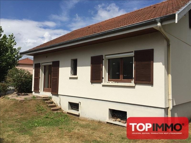 Rental house / villa Baccarat 700€ CC - Picture 2