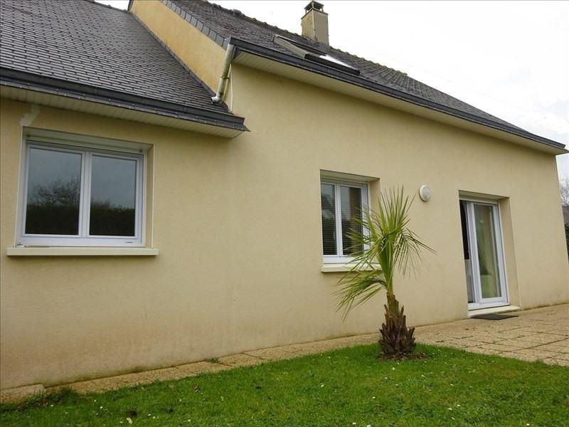 Vente maison / villa Bourg blanc 221000€ - Photo 1