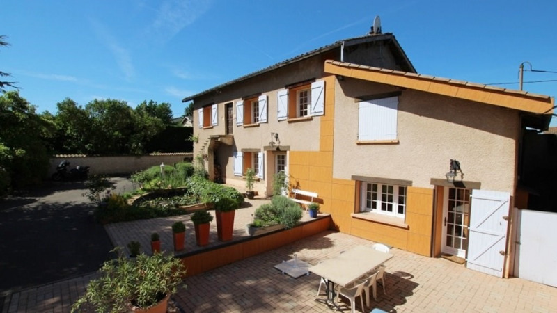 Vente maison / villa Toussieux 456000€ - Photo 1