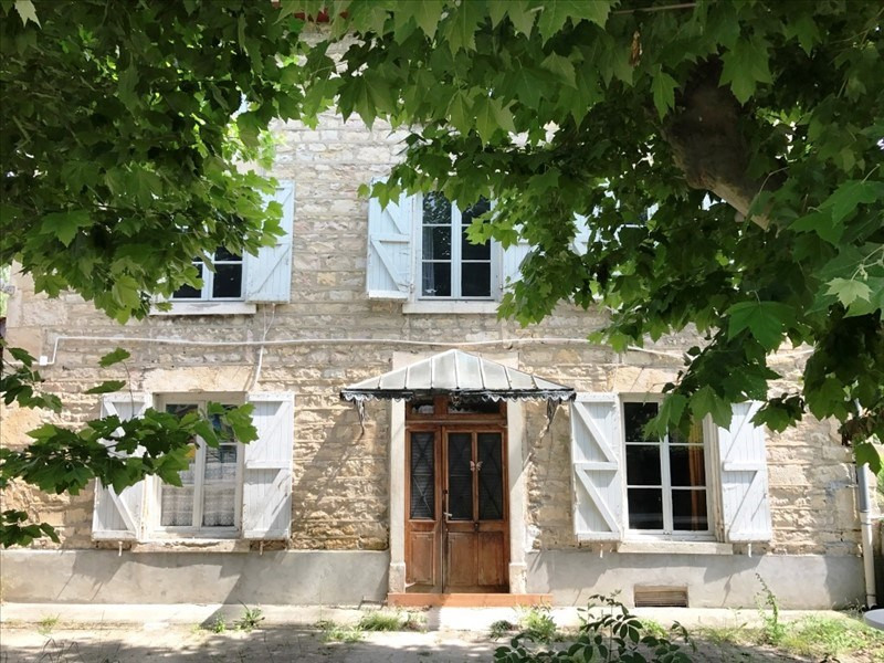 Vente maison / villa Vaulx milieu 230000€ - Photo 1