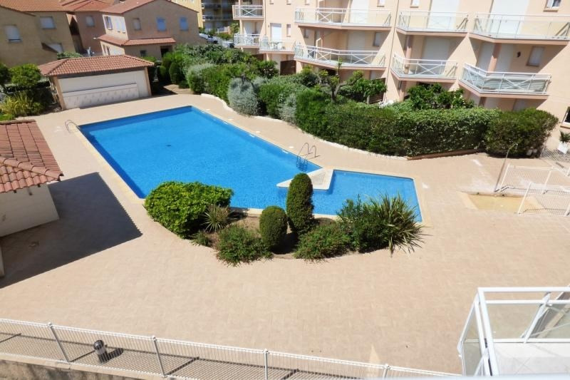 Vente appartement Valras plage 99000€ - Photo 1