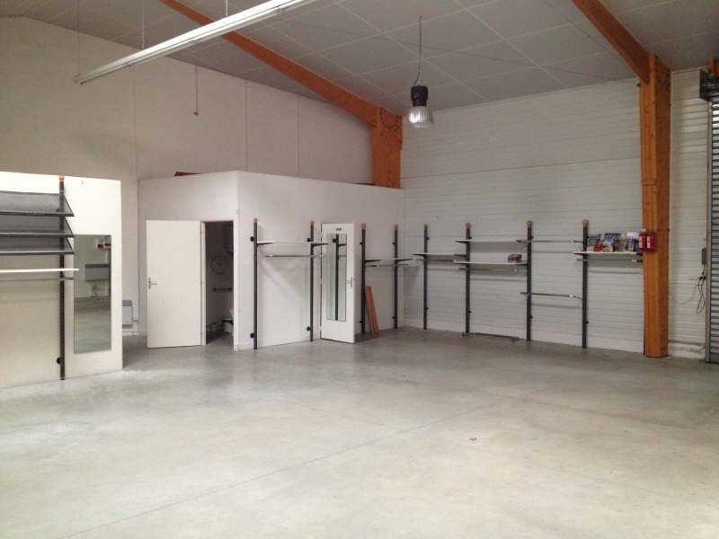 Location local commercial La seguiniere 1 500€ HT/HC - Photo 1