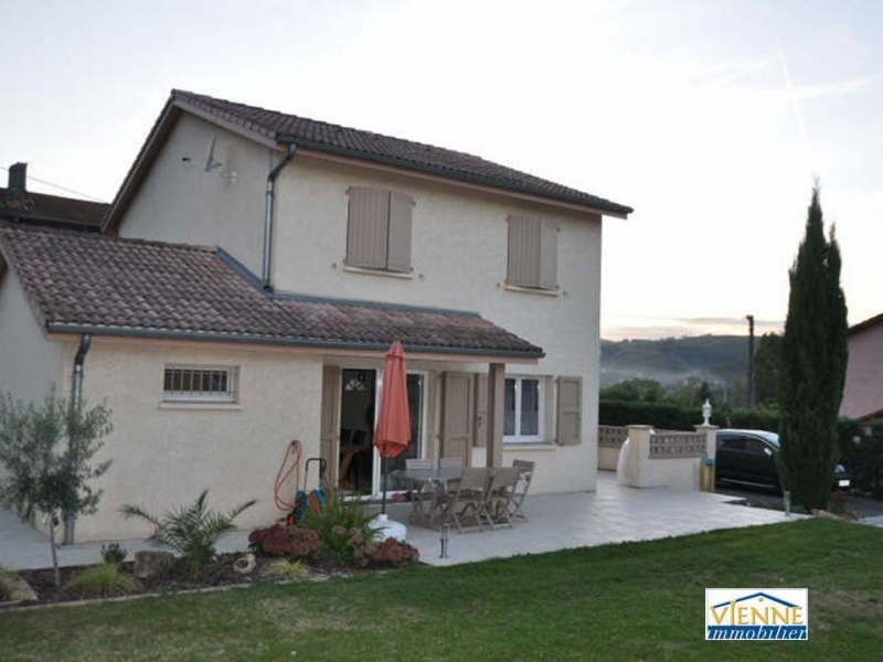 Vente maison / villa Vienne 322 000€ - Photo 1