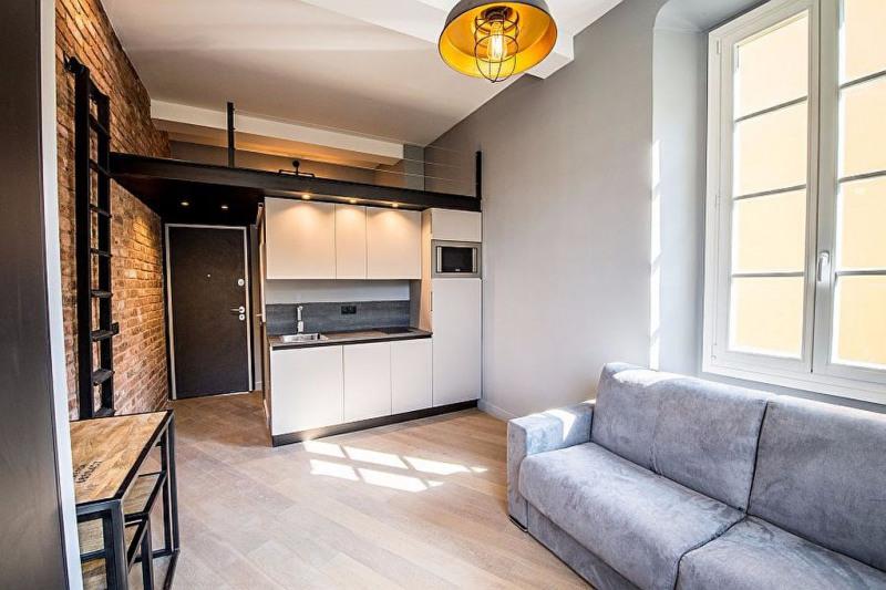 Vente appartement Nice 185000€ - Photo 1