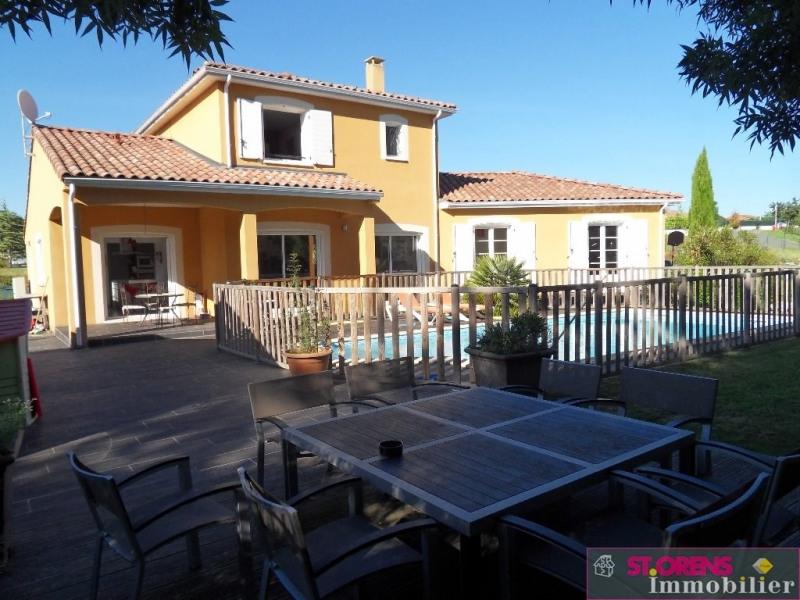 Vente de prestige maison / villa Quint-fonsegrives 2 pas 575000€ - Photo 1