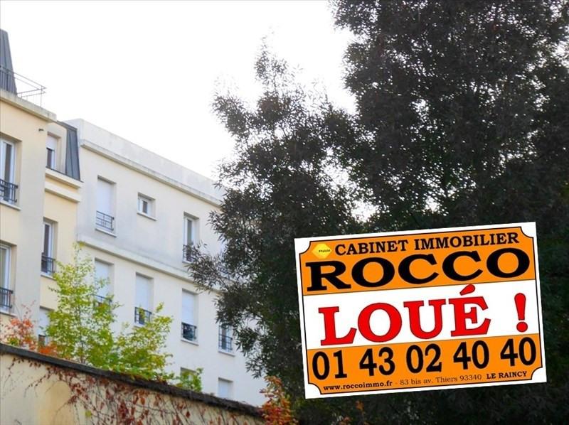 Location appartement Villemomble 1000€ CC - Photo 1