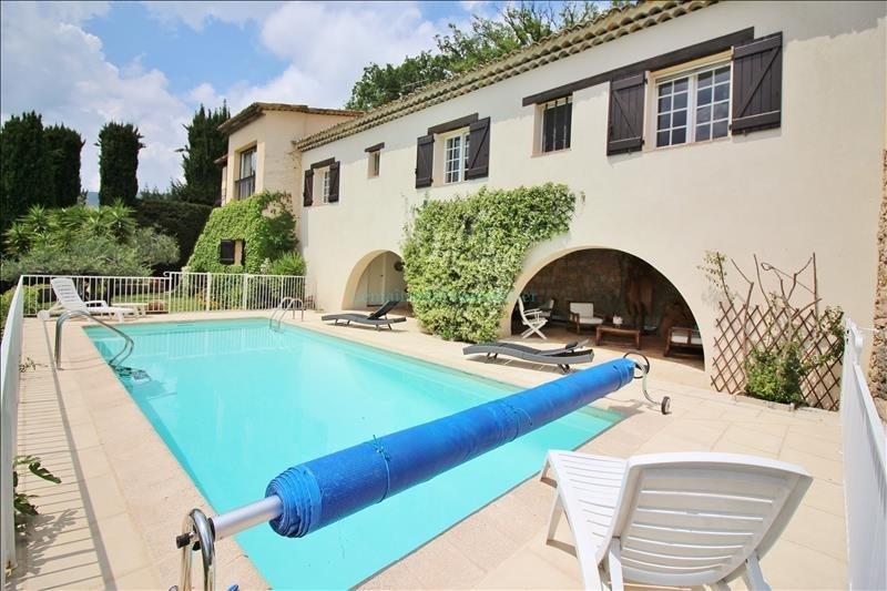 Vente de prestige maison / villa Peymeinade 850000€ - Photo 1