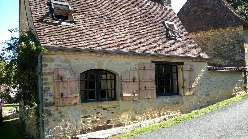 Sale house / villa Doissat 110000€ - Picture 1