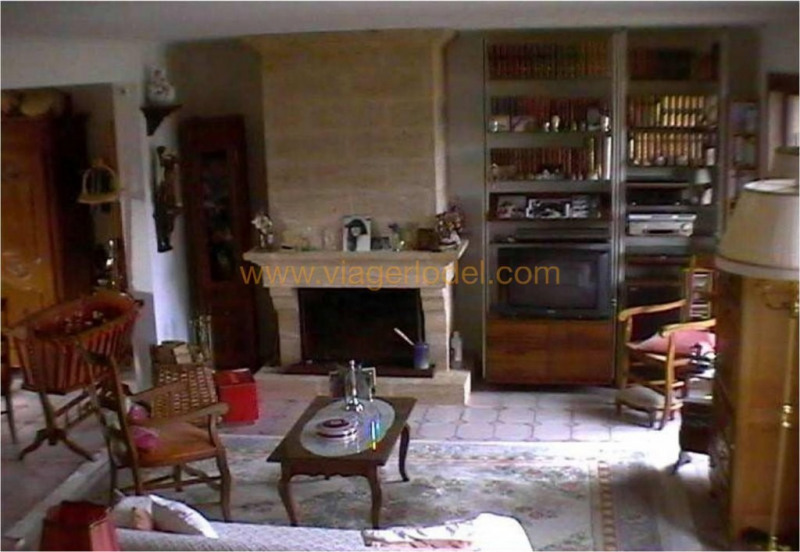 Viager maison / villa Droue sur drouette 63 000€ - Photo 3