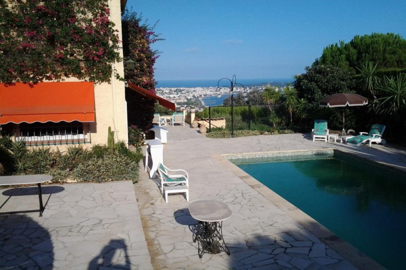 Verkauf von luxusobjekt haus Vallauris 2900000€ - Fotografie 4