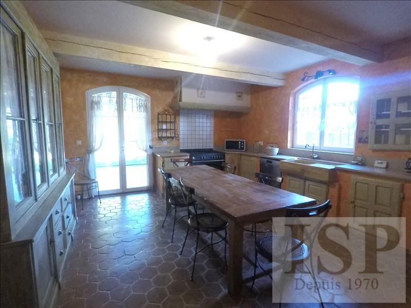 Vente de prestige maison / villa Les milles 630000€ - Photo 8