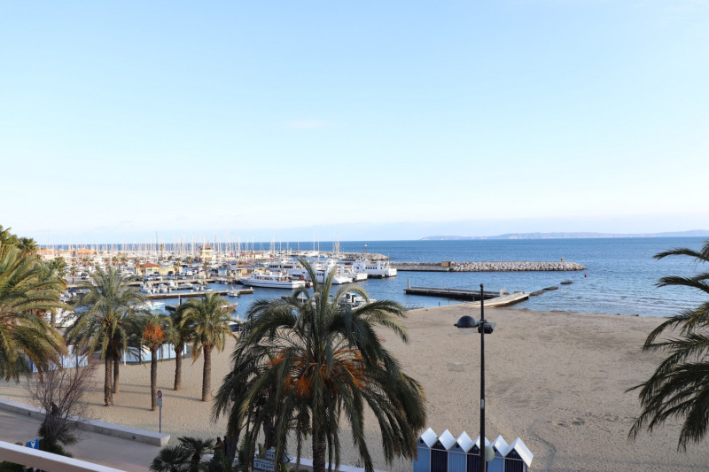 Vente appartement Le lavandou 440 000€ - Photo 7