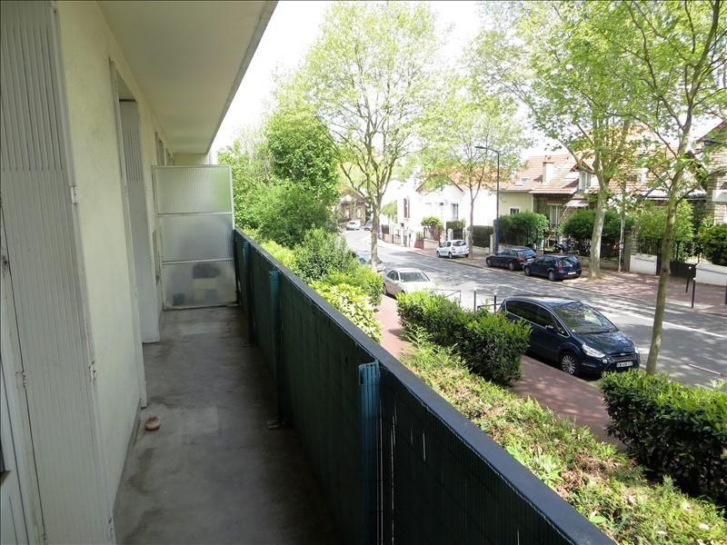 Vente appartement Clamart 285000€ - Photo 1