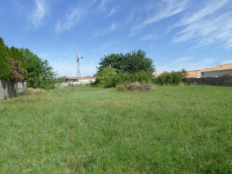 Vente terrain Royan 317000€ - Photo 1