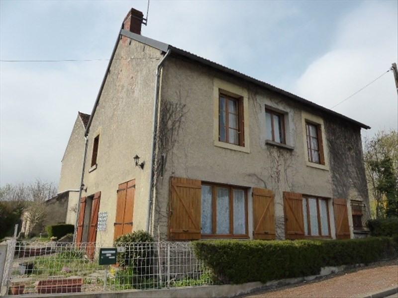 Vente maison / villa Cosne cours sur loire 76000€ - Photo 1