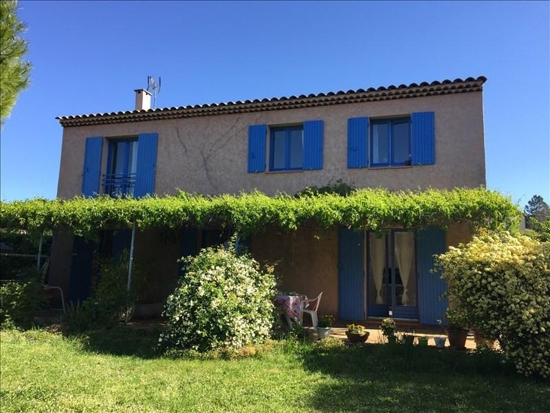 Deluxe sale house / villa Puyricard 599000€ - Picture 1