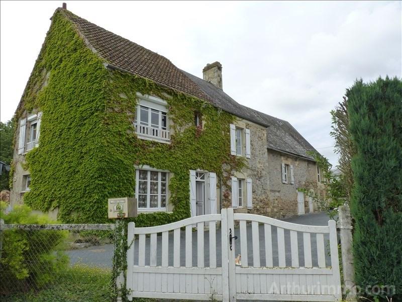 Vente maison / villa Barbery 187900€ - Photo 1
