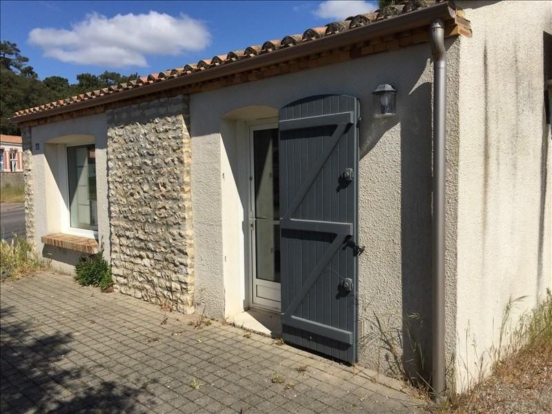 Vente maison / villa Longeville sur mer 104000€ - Photo 1