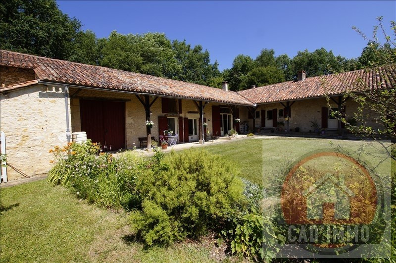 Vente de prestige maison / villa Douville 423000€ - Photo 1
