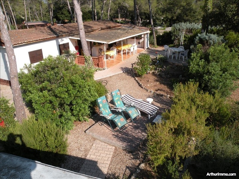 Sale site Frejus 117000€ - Picture 1