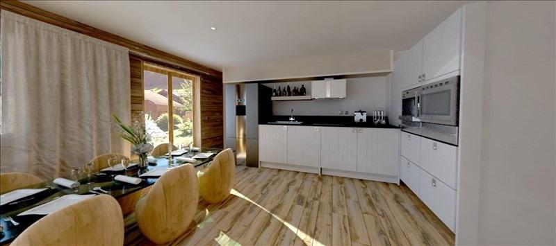 Deluxe sale apartment Morzine 250000€ - Picture 3