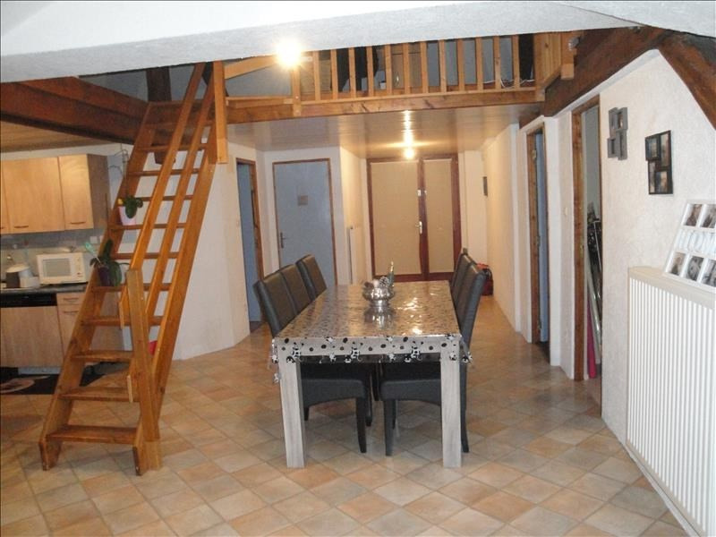 Verkoop  appartement Pont de roide 92000€ - Foto 6