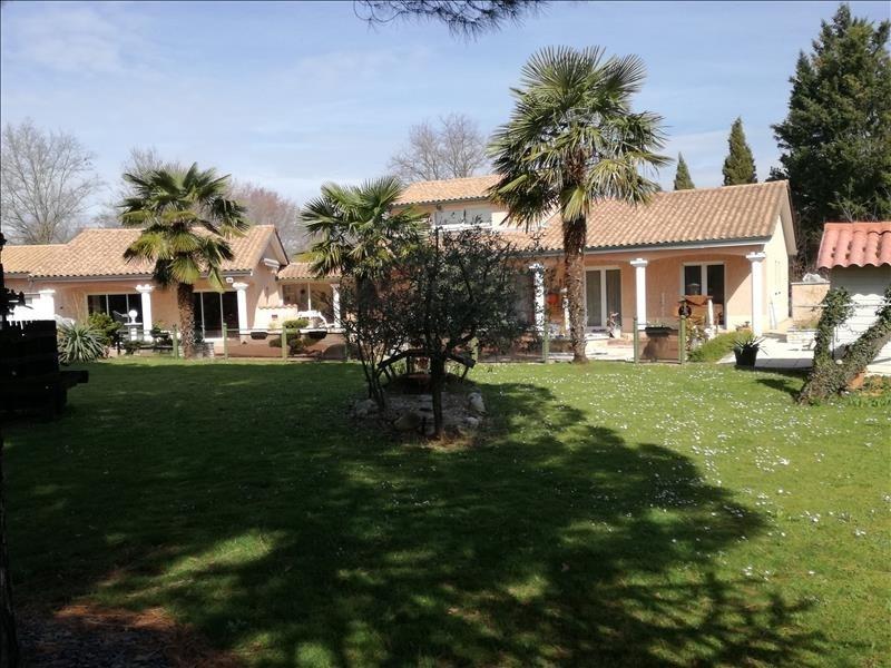 Sale house / villa Arnas 430000€ - Picture 2