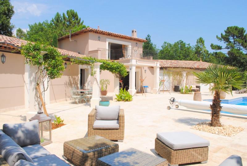 Revenda residencial de prestígio casa Montauroux 949000€ - Fotografia 5