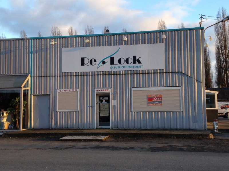 Location Local commercial Venette 0