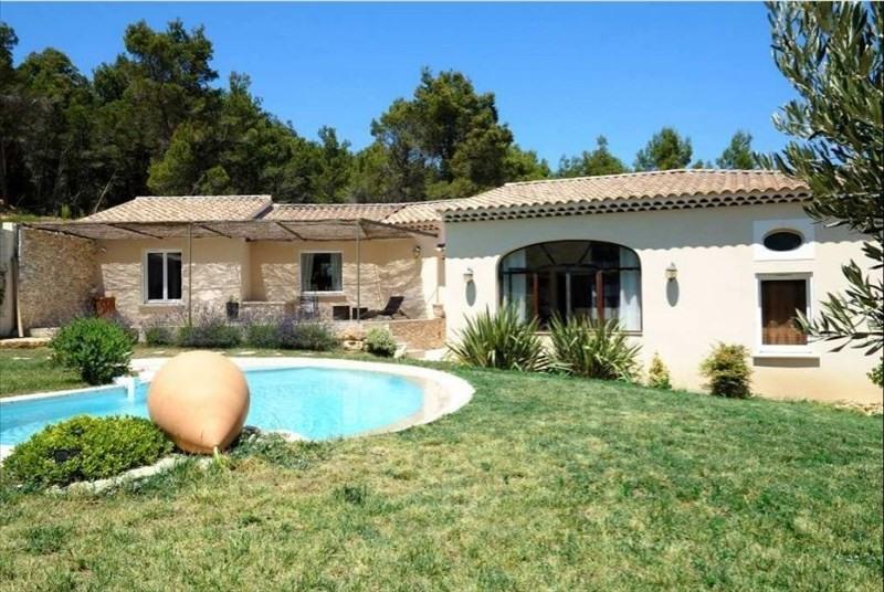 Deluxe sale house / villa Uzes 690000€ - Picture 1