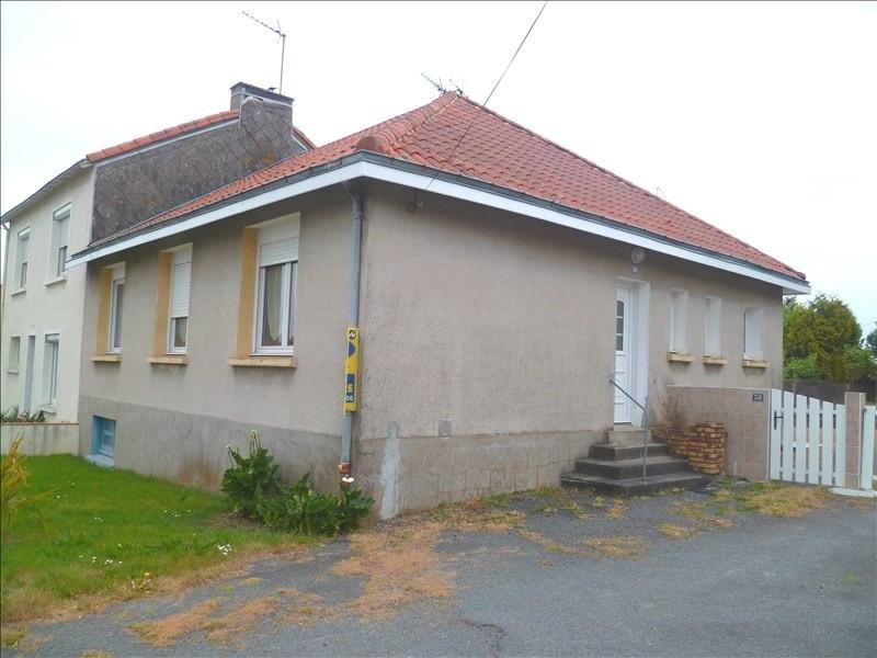 Vente maison / villa Villedieu la blouere 102100€ - Photo 1