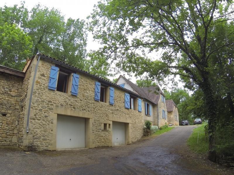 Sale house / villa Tursac 318000€ - Picture 1