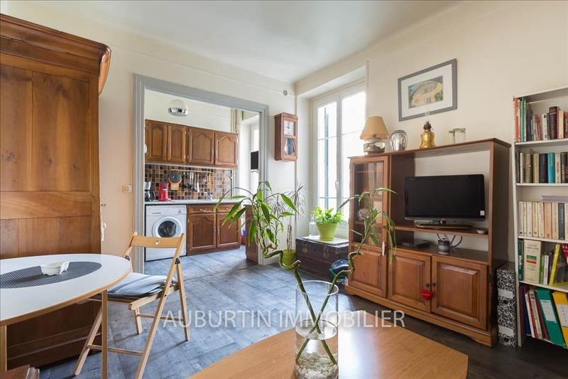 Sale apartment Paris 18ème 240 000€ - Picture 1