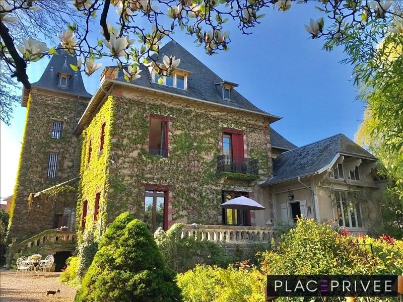 Deluxe sale house / villa Nancy 895000€ - Picture 1
