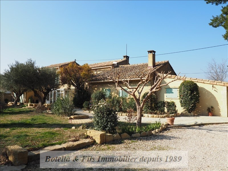Deluxe sale house / villa Uzes 650 000€ - Picture 14