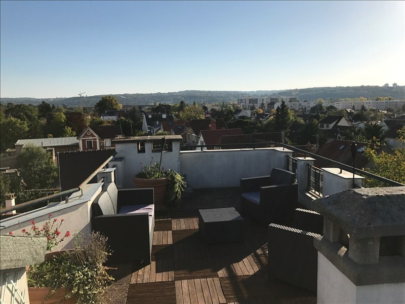 Vente de prestige appartement Le pecq 426 000€ - Photo 9