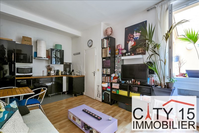 Verkauf wohnung Paris 13ème 315000€ - Fotografie 5