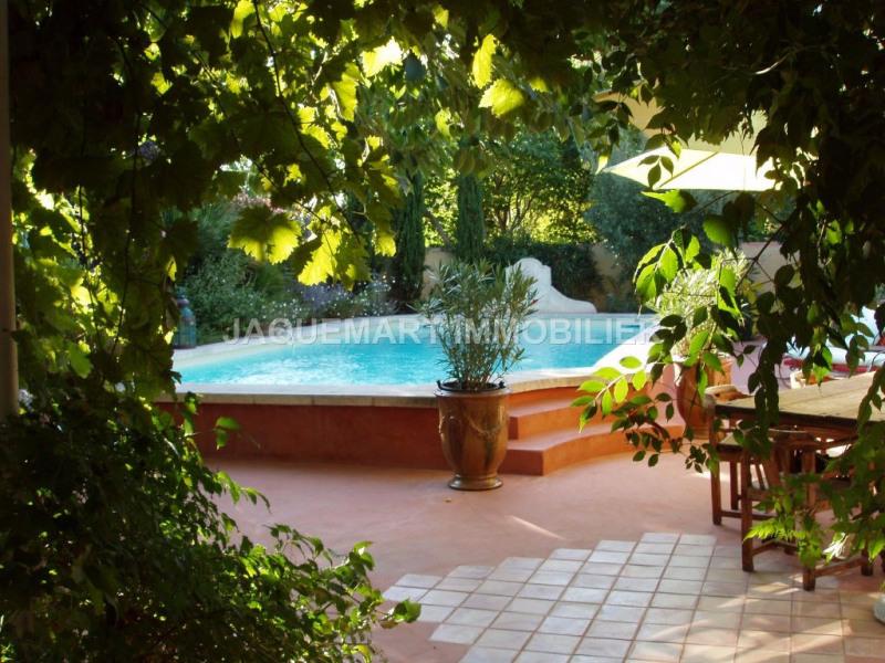Venta de prestigio  casa Lambesc 795000€ - Fotografía 11
