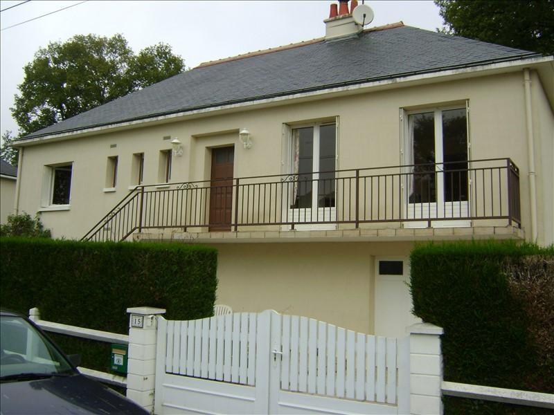 Vente maison / villa Chateau renault 156000€ - Photo 1