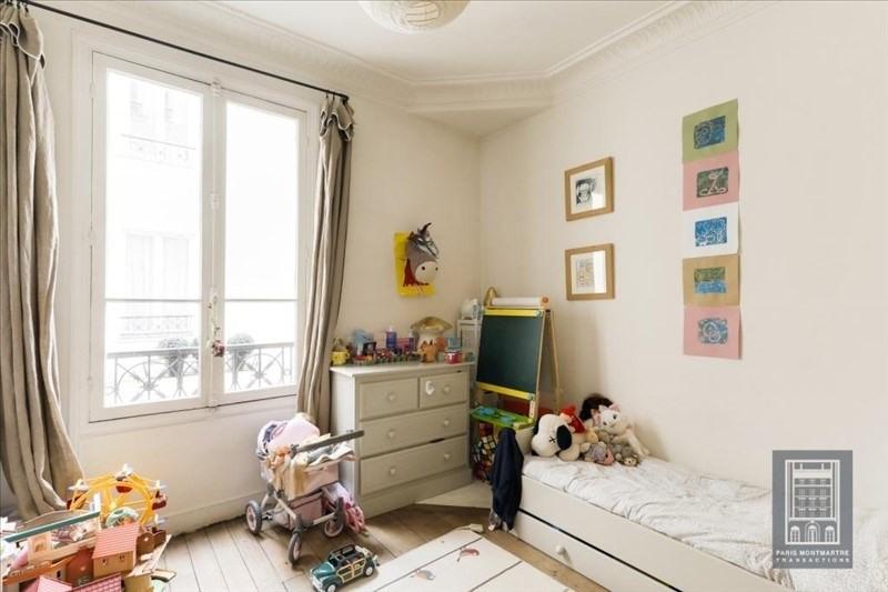 Vente appartement Paris 18ème 866000€ - Photo 7