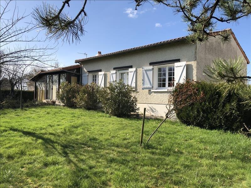Vente maison / villa Fontaine le comte 186000€ - Photo 10