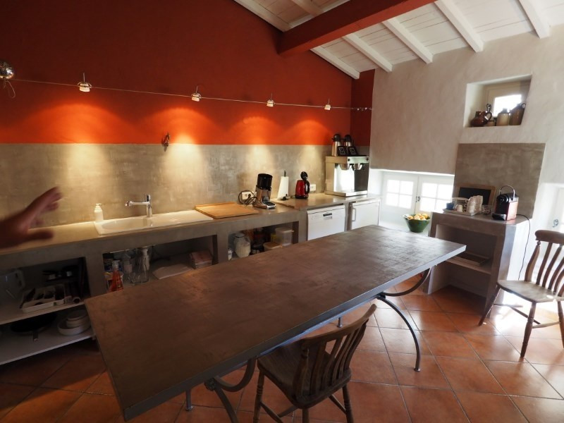 Vente de prestige maison / villa Uzes 1080000€ - Photo 4