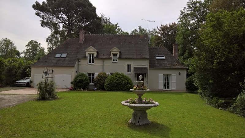 Deluxe sale house / villa Lamorlaye 609000€ - Picture 1