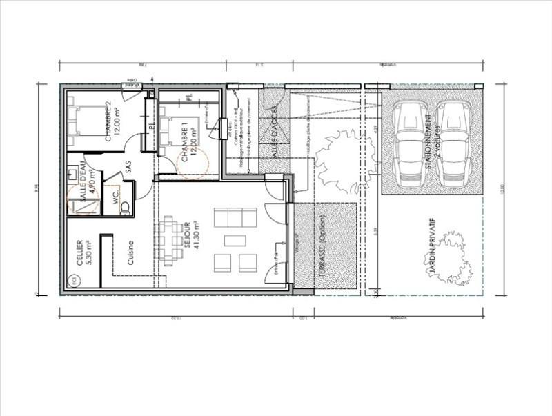 Vente maison / villa Perpignan 264000€ - Photo 2