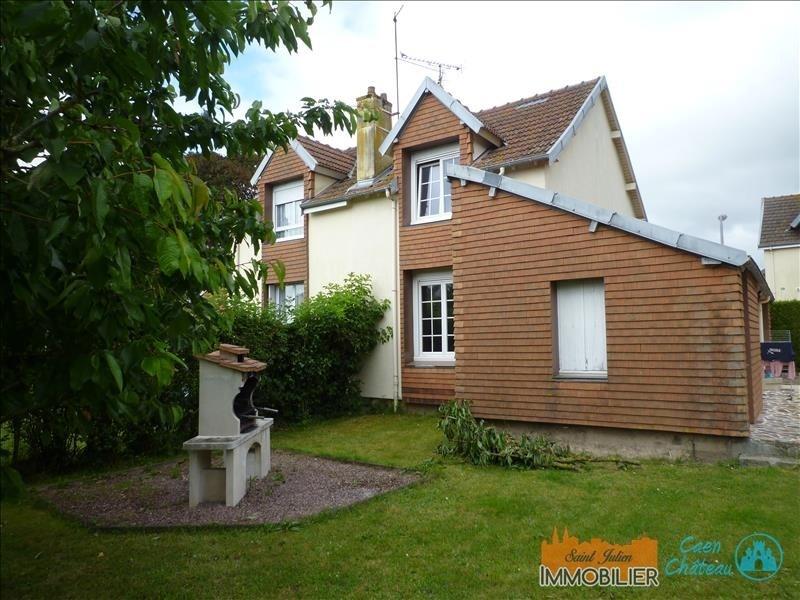 Revenda casa Caen 170700€ - Fotografia 1